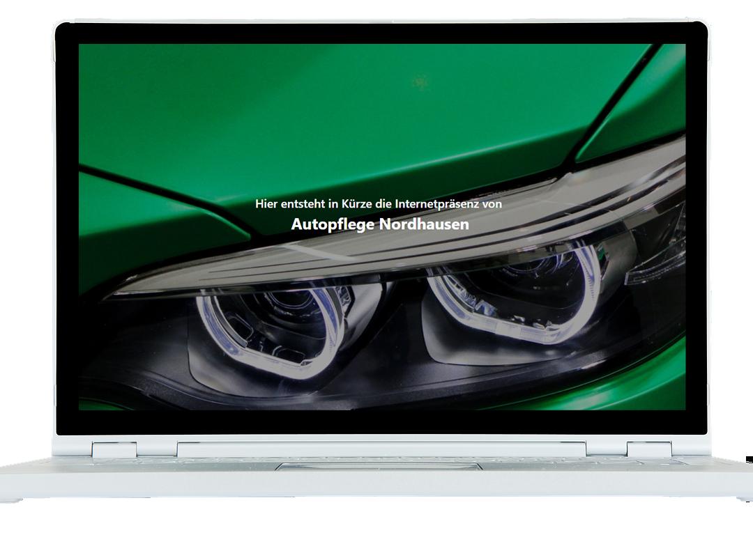 Autopflege Nordhausen Website