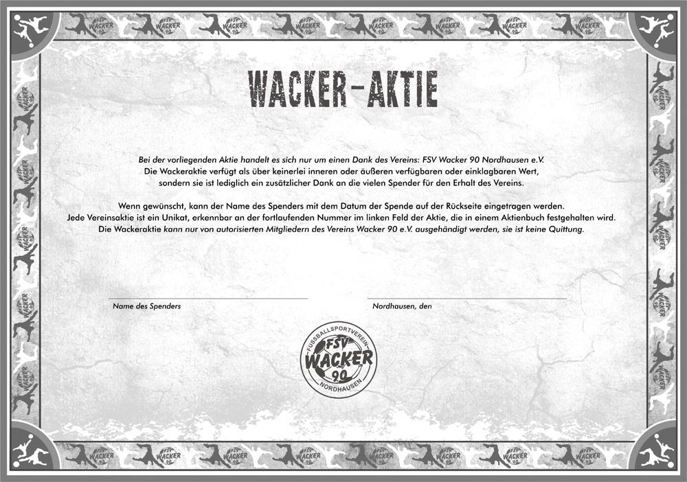 Wacker Aktien